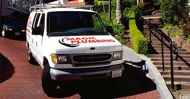 Magic Plumbing   Plumbing Services in San Francisco, CA
