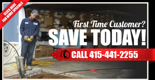 Deals and Coupons | Plumbing Services in San Francisco, CA